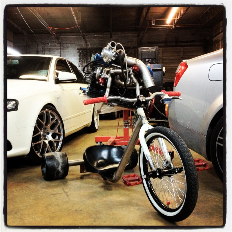 Drift Trikes – Die Trike Drifting Community – Drift Trike bauen!